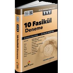 AYDIN YAY. TYT 10 FASİKÜL DENEME