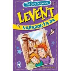 Levent Türkiyeyi Geziyorum 1 Set - (5 Kitap)