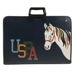 U.S. Polo Assn. 35 x 50 cm Proje ve Resim Çantası - 9007