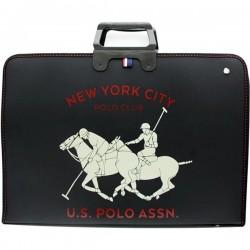 U.S. Polo Assn. 35 x 50 cm Proje ve Resim Çantası - 9009