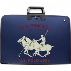 U.S. Polo Assn. 35 x 50 cm Proje ve Resim Çantası - 9010