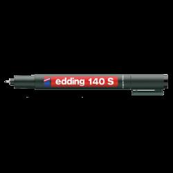 EDDİNG ASETAT KALEMİ SİYAH (E-140S)