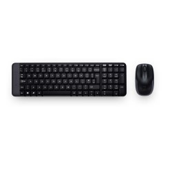 KEYBOARD SET LOGITECH MK220 KABLOSUZ USB Q TR MM 920-003163