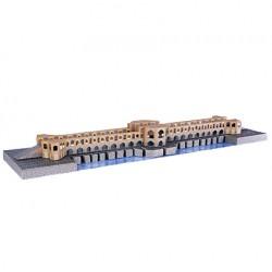Üç Boyutlu Bin Gözlü Köprü Puzzle 1/200 1+ 1 li
