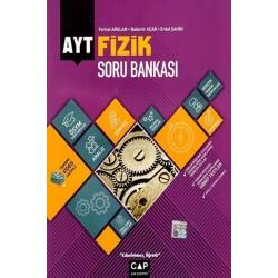 AYT Fizik Soru Bankası Çap Yayınları