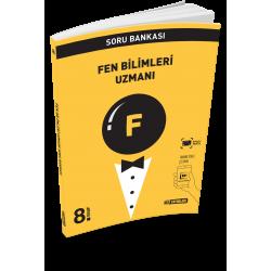 8.SINIF FEN BİLİMLERİ UZMANI HIZ YAY.
