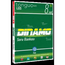 Tonguç Yayınları 8. Sınıf Fen Bilimleri Dinamo Soru Bankası