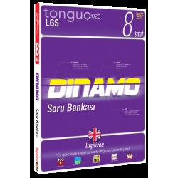 Tonguç Yayınları 8. Sınıf İngilizce Dinamo Soru Bankası