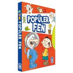 Popüler Fen Set - (4 Kitap)
