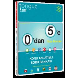 Tonguç 0'dan 5'e Konu Anlatımlı Soru Bankası