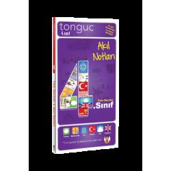 Tonguç 4. Sınıf Akıl Notları