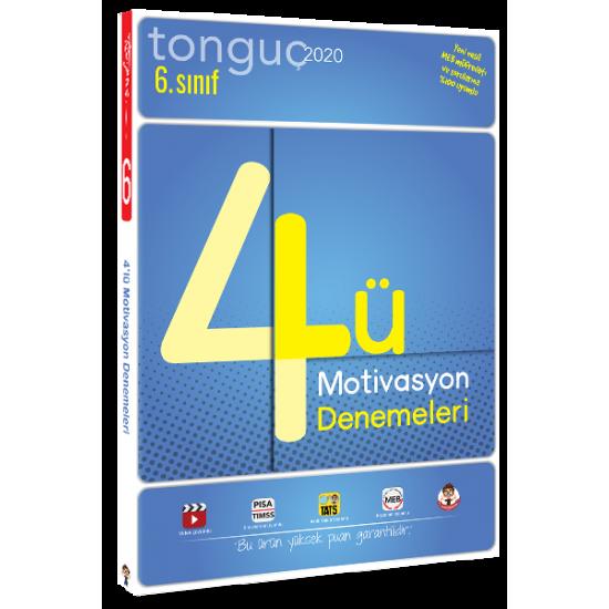 Tonguç 6. Sınıf 4'lü Motivasyon Denemeleri