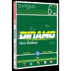 Tonguç 6. Sınıf Dinamo Fen Bilimleri Soru Bankası