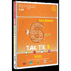 Tonguç 7. Sınıf Taktikli Sözel Soru Bankası