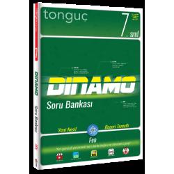 Tonguç 7. Sınıf Dinamo Fen Bilimleri Soru Bankası