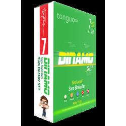 Tonguç 7. Sınıf Dinamo Tüm Dersler Soru Bankası Set