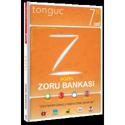 Tonguç 7. Sınıf Sözel Zoru Bankası