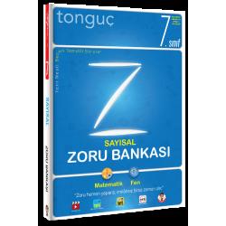 Tonguç 7. Sınıf Sayısal Zoru Bankası