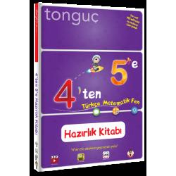 Tonguç 4'ten 5'e Hazırlık Kitabı