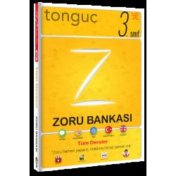Tonguç 3. Sınıf Tüm Dersler Zoru Bankası