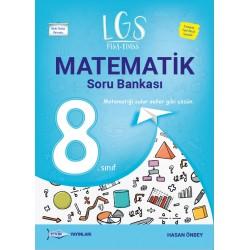 Etkin Yayınları LGS Matematik Soru Bankası - 8