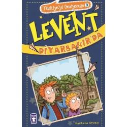 Levent Türkiyeyi Geziyorum 3 Set - (5 Kitap)
